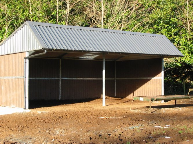 Field Shelters Product : Field shelters allenweld quality equestrian and