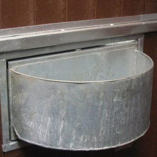 Steel Swivel feed Bowl - FB001