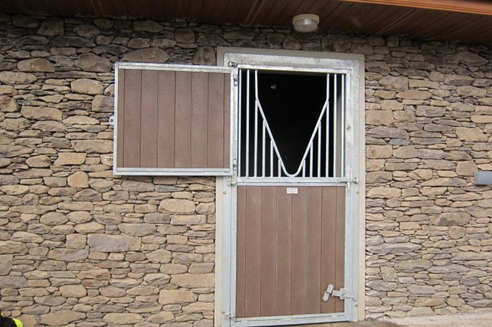 Stable Door Window : Stable doors windows allenweld quality equestrian