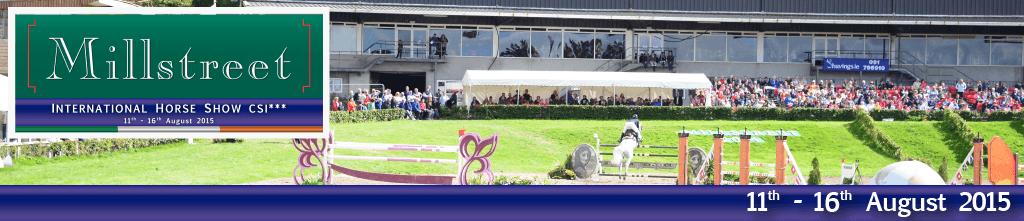 Allenweld Exhibiting at Millstreet Horse Show