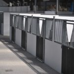 Allenweld interior stables