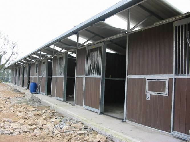 Outdoor Stables Allenweld Quality Equestrian And Agricultural